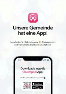 Eine App für unsere Kirchengemeinde